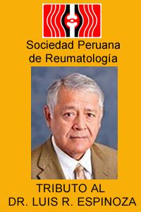 TRIBUTO AL DR. LUIS R. ESPINOZA
